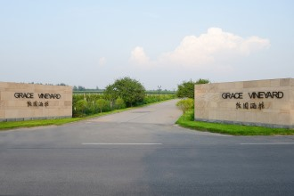 Grace Vineyard entrance image